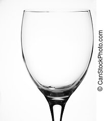 Drinking Glass - Drinking glass abstract