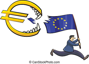 euro zone crisis - threat to the eu