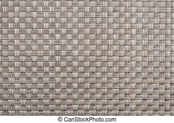 Wickerwork - Sepia basket weave pattern for your backgrounds