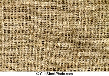 Image tissue gogrubogo background of burlap - a Image tissue...