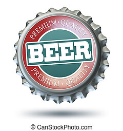 Bottle cap illustration - Illustration of bottle cap -...
