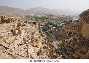 Hasankeyf - Turkey - the ancient town of Hasankeyf - Turkey