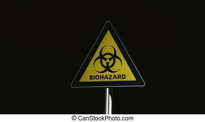Biohazard - Signs - Traffic Signs Concept