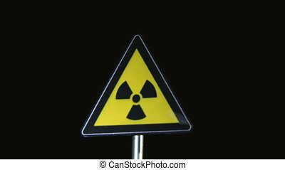 Radioactive - Signs - Traffic Signs Concept