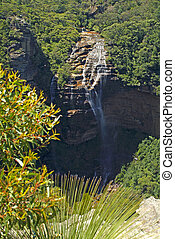 Australien, NSW, Blue Mountains, - Australia, Wentworth...