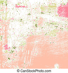 Grunge Painted Texture - Abstract grunge painted texture....