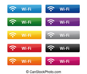 Wi-Fi buttons