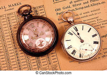 Pocket Watches - Antique pocket watches