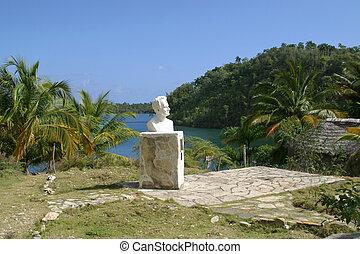 Humboldt Monument Baracoa Cuba - Alexander von Humboldt...