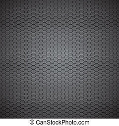 Seamless grille - Seamless pattern with metal bars on a gray...