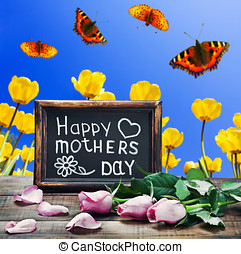 congratulations, Mother's, Day