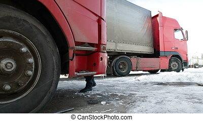 camión, Conductores