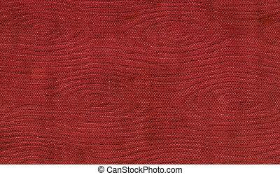 Vintage Red Textile