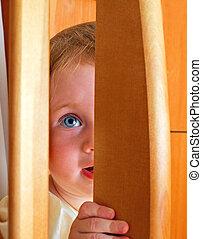 Baby Hide and Seek