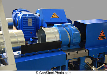 Industrial Equipment - Equipment for the Manufacture of...