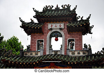 Chinese Assembly Hall gate, Hoi An - Chinese Assembly...