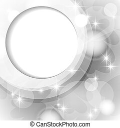 abstract background - gray abstract background with circles...