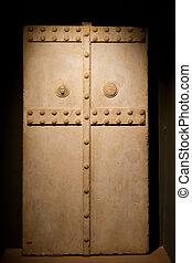 Old Stone Door