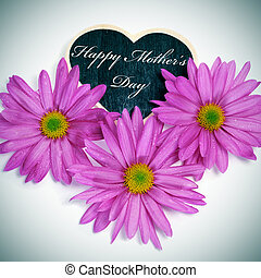 happy mothers day - sentence happy mothers day written with...