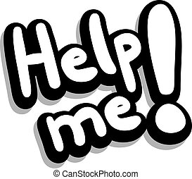 Help me - Creative design of help me