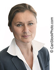 Executive female manager - Portrait of business woman...