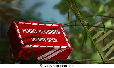 Flight Recorder, Black box, english version