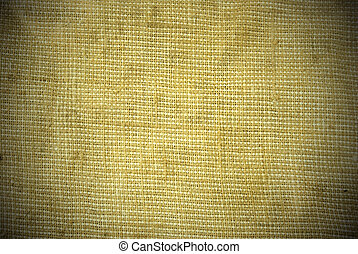 textured background - Background old  sack by a large plan