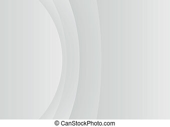 Abstract Arcs Background - Vector image for various...