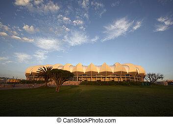 Nelson, Mandela, baía, estádio
