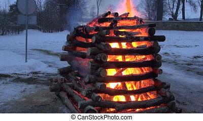 spring equinox celebration fire - spring equinox celebration...