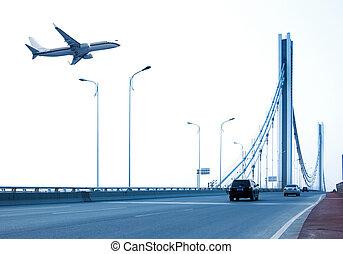 Bridges and aircraft