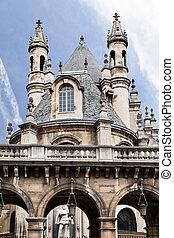 saint-germain-l'auxerrois,  Paris, igreja