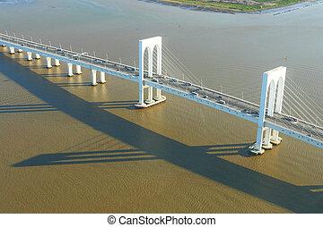 bridge in Macao