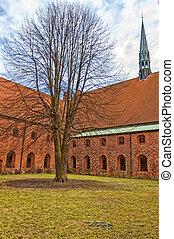 Vor Frue kloster 01 - The Vor Frue kloster Saint Maria...