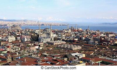 Istanbul City - Istanbul city %u200B%u200Bview