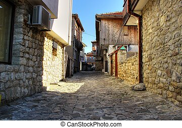 Nessebar old town - Bulgaria