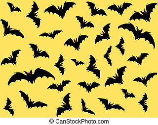 bats - Bats Vector