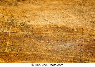 madera, viejo, textura