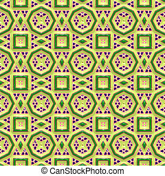 colorful 3D pattern