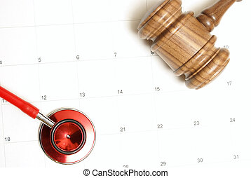 Medicine Meets Law