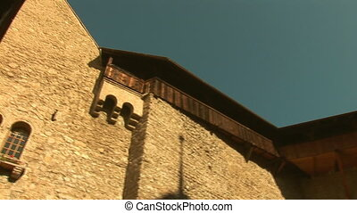 Chillon Castle d