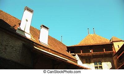 Chillon Castle f