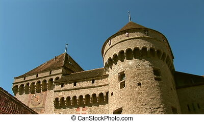 Chillon Castle g