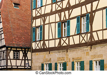 Bamberg half-timber house 03