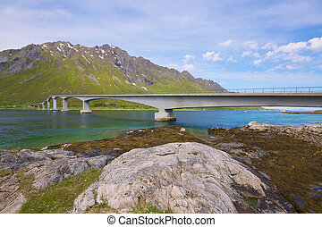 Norwegian bridge