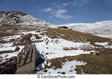 Snowdonia,  Llanberis, Farwater