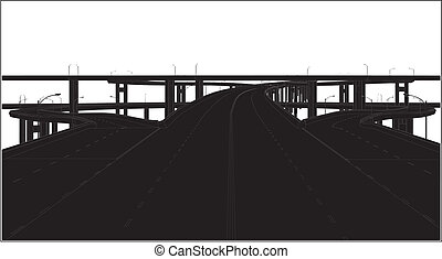 A Highway Interchange Vector