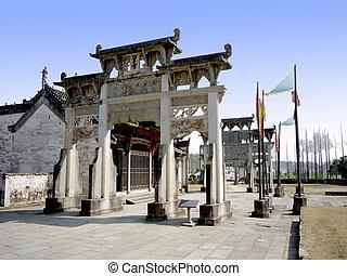 Tangyue Ancient village,huangshan ,Anhui, China