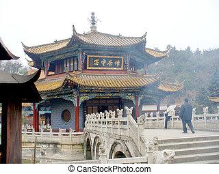 Yuantong Temple, Kunming, Yunnan, China
