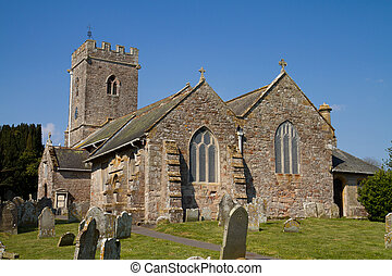 Littleham Church Exmouth Devon - Littleham Church of St...